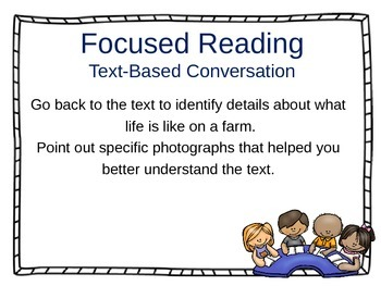 ReadyGen Unit 2 Module B - EDITABLE PowerPoint Lessons - Kindergarten