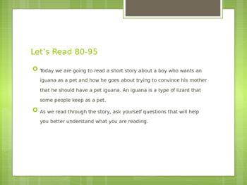 ReadyGen, Unit 2B, Lessons 7-10, Second Grade