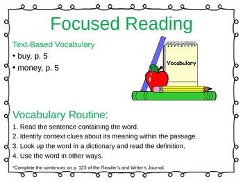 ReadyGen Unit 3 Module A - EDITABLE PowerPoint Lessons - Grade 1