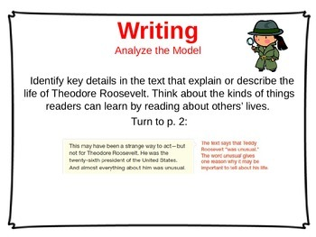 ReadyGen Unit 3 Module A - EDITABLE PowerPoint Lessons - Grade 2