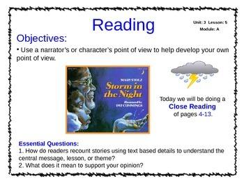 ReadyGen Unit 3 Module A - EDITABLE PowerPoint Lessons - Grade 3