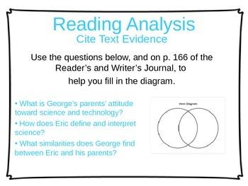 ReadyGen Unit 3 Module A - EDITABLE PowerPoint Lessons - Grade 5