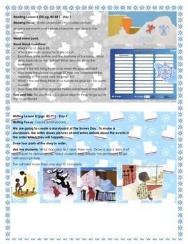 ReadyGen Unit 3: Module A, Lessons 8-12 Kindergarten