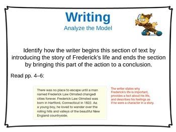 ReadyGen Unit 3 Module B - EDITABLE PowerPoint Lessons - Grade 2