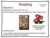 ReadyGen Unit 4 Module A - EDITABLE PowerPoint Lessons - Grade 2