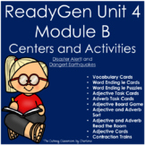 ReadyGen Unit 4 Module B Centers and Activities Second Grade