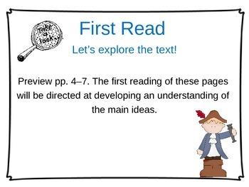 ReadyGen Unit 4 Module B - EDITABLE PowerPoint Lessons - Grade 5