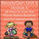 ReadyGen Unit 6 Module A Centers and Activities Second Grade