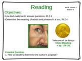 ReadyGen Unit 6 Module B - EDITABLE PowerPoint Lessons - Grade 2