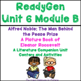 ReadyGen Unit 6 Module B Centers and Activities for Second Grade