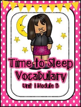ReadyGen Vocabulary Unit 1 Module B