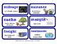 ReadyGen Vocabulary Word Wall Cards Unit 2A- 2016  Grade 3