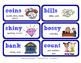 ReadyGen Vocabulary Word Wall Cards Unit 3A- 2016  Grade 1