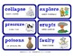 ReadyGen Vocabulary Word Wall Cards Unit 4B - 2016  Grade 2