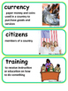 ReadyGen What is a Government? Vocabulary 3rd Grade Unit 4