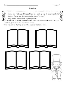 ReadyGen Worksheets Gr. 2 3A Lessons 7-13 Lincoln/Susan B. Anthony