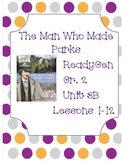 ReadyGen Worksheets Gr. 2 3B Lessons 1-12 The Man Who Made Parks/City Green