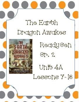 ReadyGen Worksheets Gr. 2 Unit 4A Lessons 7-13 Earth Drago