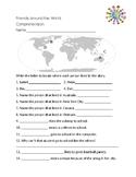 ReadyGen's Friends Around the World Comprehension