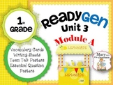 ReadyGen: Module 3A - 2012 Edition