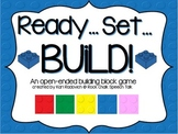 Brick Builder Open Ended Building Block Game for Speech Therapy