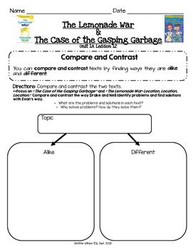 Readygen 3rd Grade Unit 1 Module A Lesson 12