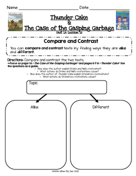 2014 Readygen 3rd Grade Unit 1 Module A Lesson 16