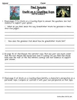 2014 Readygen 3rd Grade Unit 3 Module A Lesson 17
