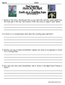 2014 Readygen 3rd Grade Unit 3 Module A Lesson 18
