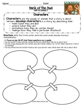 2014 Readygen 3rd Grade Unit 4 Module A Lesson 1