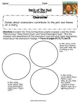 Readygen 3rd Grade Unit 4 Module A Lesson 2