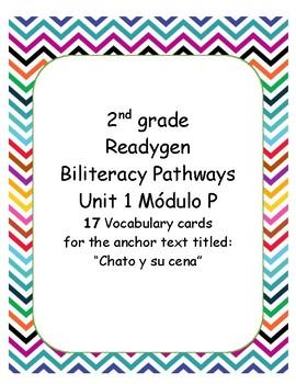 Readygen Biliteracy Pathways - Unit 1 Module P