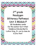 Readygen Biliteracy - Unit 3 Module P