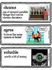 Readygen Grade 2 Vocabulary Cards Unit 2 Module B
