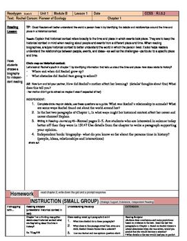 Readygen- Unit 1B- Grade 5