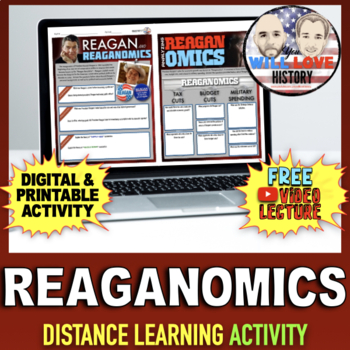 Reagan and Reaganomics Activity