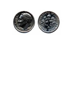 Real Coin clip art!