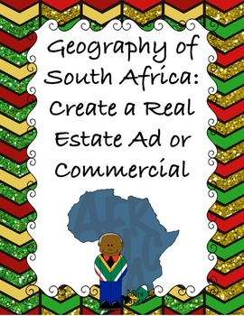 Real Estate Ad or Commercial Project of South Africa