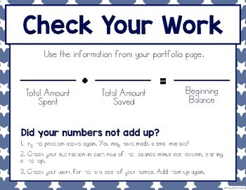 Multi digit addition and Subtraction Math Project