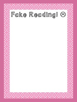 Real & Fake Reading Sort