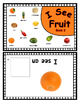 Real Fruit Basic Interactive Reader Featuring 10 unique fruits ~ Reading Center