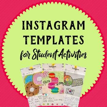 Real Instagram Editable Templates