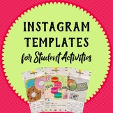 Real Instagram Editable Templates