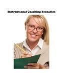 Real Instructional Coaching Scenarios