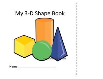 Real Life 3D shapes