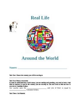 Real Life Around the World