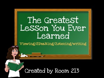 Real-Life Connections: The Greatest Lessons Ever Learned