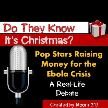 "Real Life Debate: ""Do They Know It's Christmas?"" Controversy"