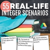 Real-Life Integer Scenarios: What's the Value? for Google Drive