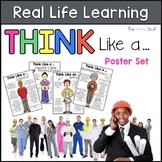 Real Life Learning Poster Set PBL
